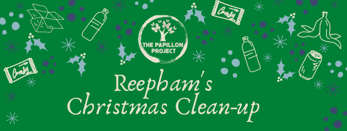 Reepham's Christmas Clean-up